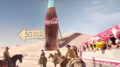 Help Decide The Ending of Coca Cola's Big Game Commercial! {Giveaway}