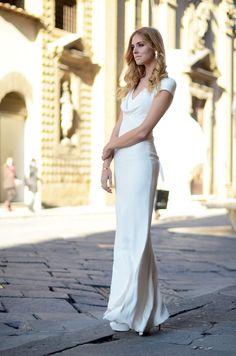 Street Style of Chiara Ferragni