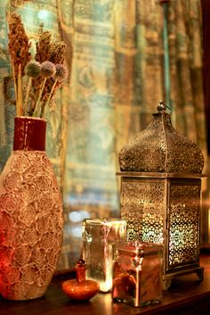 i adore the Moroccan style