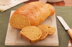 Pão doce de cenoura