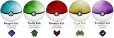 all pokeballs types - Szukaj w Google