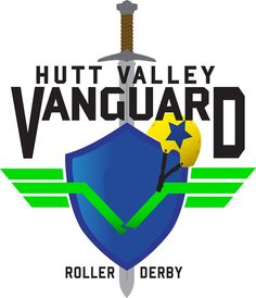 Roller Derby, Kiwi, Logos, Logo