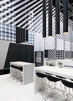 Janoschka – drupa 2012, Duesseldorf. A project by Ippolito Fleitz Group – Identity Architects.