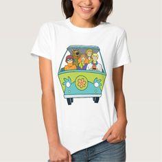 The Mystery Machine Shot 16 TT Shirt, Hoodie