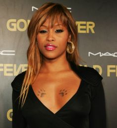 Eve, rapper, actress, fashionista Fab and 40!