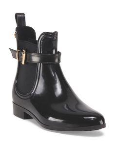 e8bc4e20dde Clarity Buckle Rain Boot Rain Boots