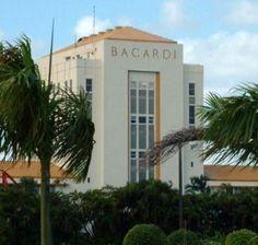 Puerto Rico Bacardi