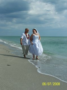 My wedding on Captiva Island Fl.