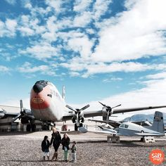 Free Always!  It's my kids favorite!   Hill Aerospace Museum | Roy | The Salt Project | Things to do in Utah with kids