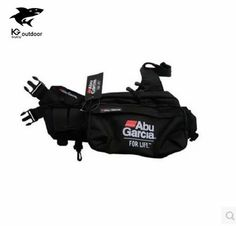 Waist Tackle Bag pockets Fishing Tackle Bags Fishing Bag fly lure Waterproof fabrics pockets free shipping <3 Clicking on the image will lead you to find similar product