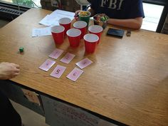 Fast Times of a Middle School Math Teacher: Probability Carnival
