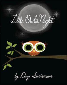 Little Owl's Night [Hardcover], (bedtime story, childrens books, owl, toddler book)