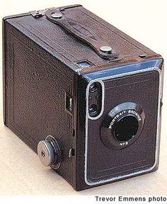 1900 feb 8 original brownie camera 2 14quot camera