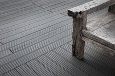 Havwoods HO1010 Endura Fluted Decking Anglesey Wales, Composite Decking, Home Reno, Design Projects, Landscape Design, Terrace, Interior Design, Architecture, Wood