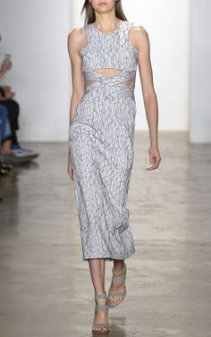 Jonathan Simkhai Fall/Winter 2015 Trunkshow Look 13 on Moda Operandi