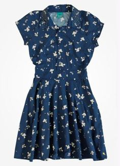 Vestido cogumelos Enfim - Cute mushroom print dress