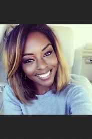 black girls with highlights - Google Search