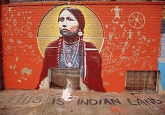 This is Indian land  [follow this link to find a short clip and analysis of American imperialism: http://www.thesociologicalcinema.com/1/post/2011/10/what-the-classroom-didnt-teach-me-about-american-empire.html]