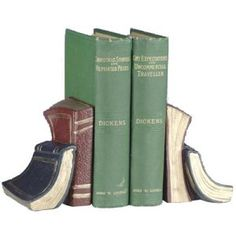 Booky Bookends