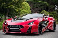 The 2 million dollar BEAST - Introducing the Lareki Epitome - looks like a Transformer