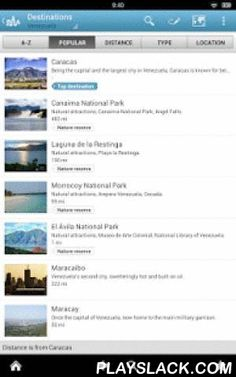 Venezuela Guide By Triposo  Android App - playslack.com , Features of Triposo's guide to Venezuela:★ Suggestions of what's interesting to see and do in Venezuela, depending on time, weather and your location;★ A detailed sights section with all the monuments of Maracaibo;★ Eating out section with the best restaurants in Maracaibo;★ Discover the nightlife of Venezuela! Bars, pubs & disco's in Maracaibo;★ Book hotels in Venezuela directly from the app (when online);★ Offline maps of the…