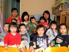Swallows Nest - Foster Care homes for orphan children in Henan Province, China