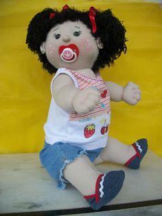 Bebe articulado  Alt:56cm facebook Arts Nancy