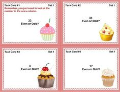 SECOND GRADE MATH AND ELA REVIEW CUPCAKE THEME 4 CCSS - TeachersPayTeachers.com