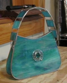 Purse Delphi Artist Gallery Stained Glass Ornamentsstained