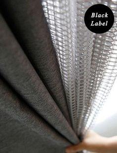包邮ASA ROOM韩国正品代购 棕色可定做卧室客厅遮光窗帘 k865