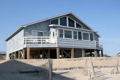 AMAZING GRACE | Oceanfront Home in South Nags Head, NC