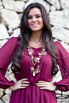 DIY Collar con cadenas y charms Crimenes de la Moda