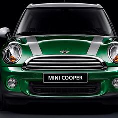 Mini cooper... Big love!!!
