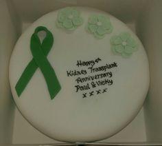 Kidney Transplant Anniversary