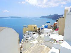 Die schönste Insel der Welt - Santorini, Griechenland