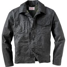 Filson Soy - Waxed Short Cruiser Jacket