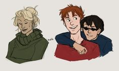 Artemis wally and dick