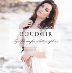 Boudoir Photography Contract   Legal Forms for Photographers - INSTANT DOWNLOAD!