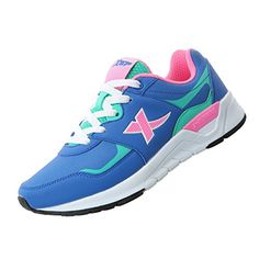 9d7785319444 Xtep Sports Womens Air Shoes BlueGreen 985418119302     See this great  product.(