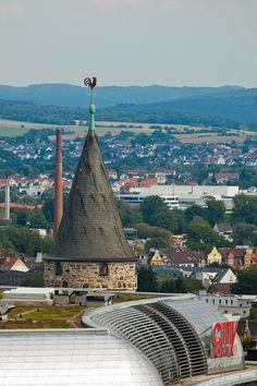 Druselturm | Pressefotografie Kassel Natur