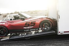 Mazda Global MX-5 Cup Racecar Picture #21