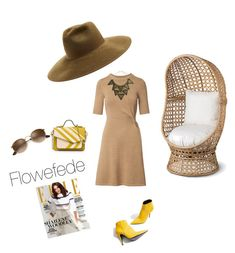 """""""Mon Lisa 👗😍👠"""" by federica-camilla-guerrera on Polyvore featuring Improvements, Topshop and Gucci"""