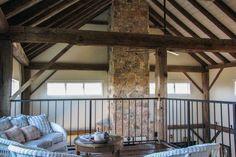 Pattersonville Barn Home | Heritage Restorations