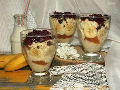 Quinoa, Pudding, Food, Bulgur, Custard Pudding, Essen, Puddings, Meals, Yemek