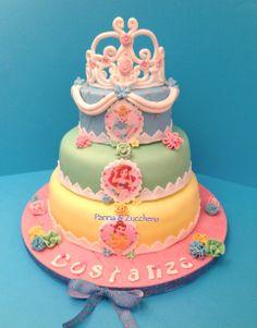 princess cake disney