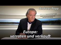 YouTube Andreas Popp, Islam, Religion, Youtube, Europe, Facts, Authors, Politics, Psychics