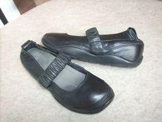 Dansko women shoes 38 / 7.5 - 8 Black Leather #Dansko #MaryJanes #Casual