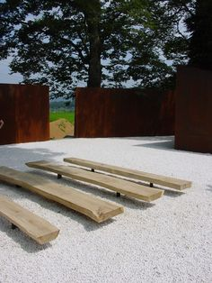 Niigata prefecture, Japan  Post Industrial Meditation Park  A project for Echigo Tsumari Art Triennial 2003  Rintala Eggertsson Architects
