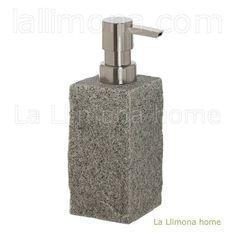 Dosificador baño granito cuadrado