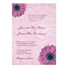 Ask your girls to be with you on your special day with Flowers bridal party proposal cards from Zazzle! Wedding Invitation, Invite, Invitations, Daisy Wedding, Pink Daisy, Floral Theme, Daisies, Special Day, Announcement